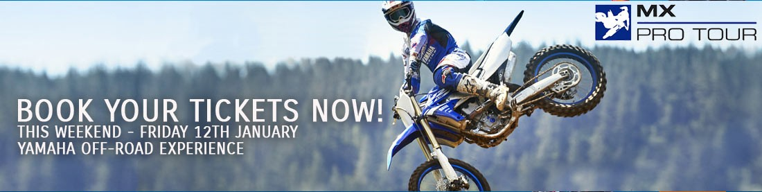 Try the new WR250F & WR450F!